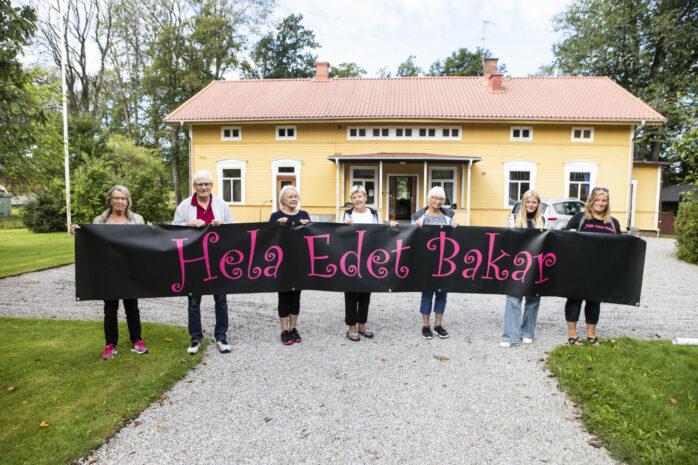 Lördag 4 september arrangeras Hela Edet Bakar. Baktävlingen vänder sig till både barn och vuxna. Årets tema är citrus.