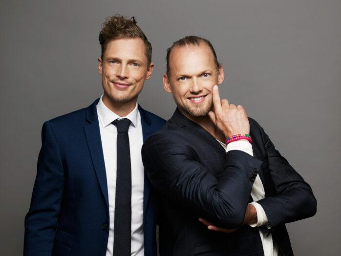 Brynolf & Ljung kommer till Ale Kulturrum lördagen den 2 oktober. Bild: Robert Eldrim
