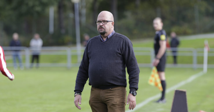 Håkan Lindström lämnar AIF efter en säsong