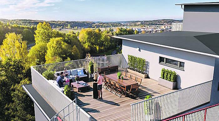 Tornstaden bygger bostadsrätter i Bohus