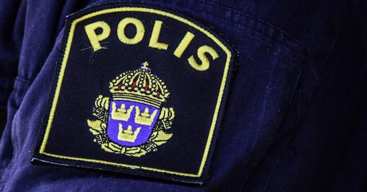 Inbrottstjuv greps på bar gärning