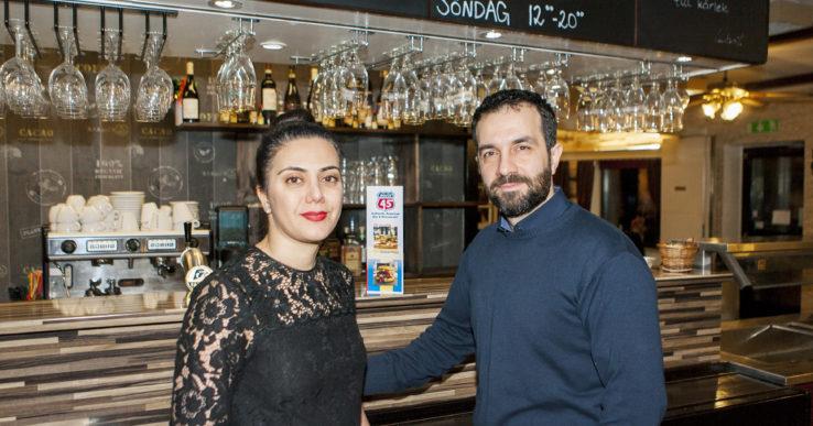 Ny restaurangägare i Grönnäs
