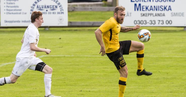 Robin Andersson lämnar SBTK