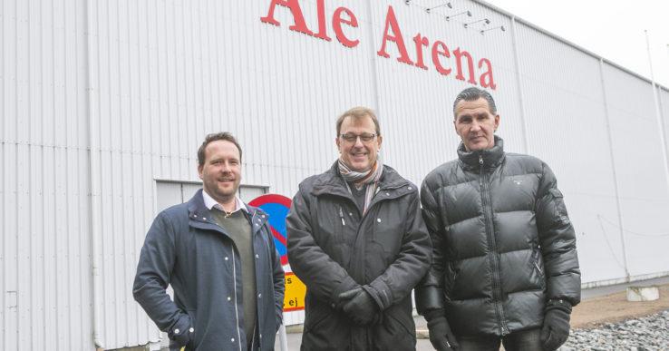 Bandy i världsklass i Ale Arena