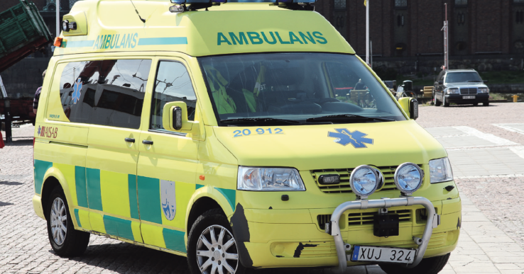 Ambulanssjukvården tvingas spara