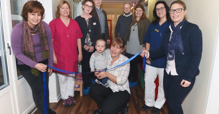 Familjecentral har öppnat i Nödinge